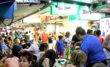 Los turistas gastaron 5.244 millones de pesos durante la primera quincena de vacaciones