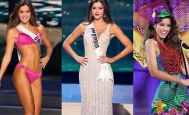 Con Argentina afuera, Miss Universo fue para Colombia