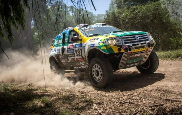 Comienza la octava experiencia sudamericana del Rally Dakar