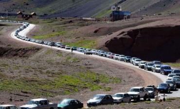 El 90% de turistas que llegan a Chile en auto son argentinos
