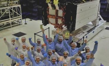 En 2018, Argentina volverá a colocar un satélite gigante en el espacio