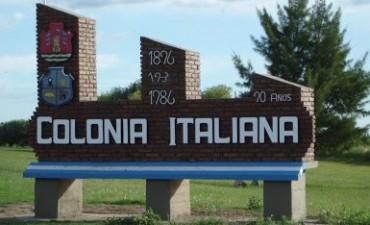 Colonia Italiana: Secuestran importante arsenal de armas en allanamiento por violencia de género.