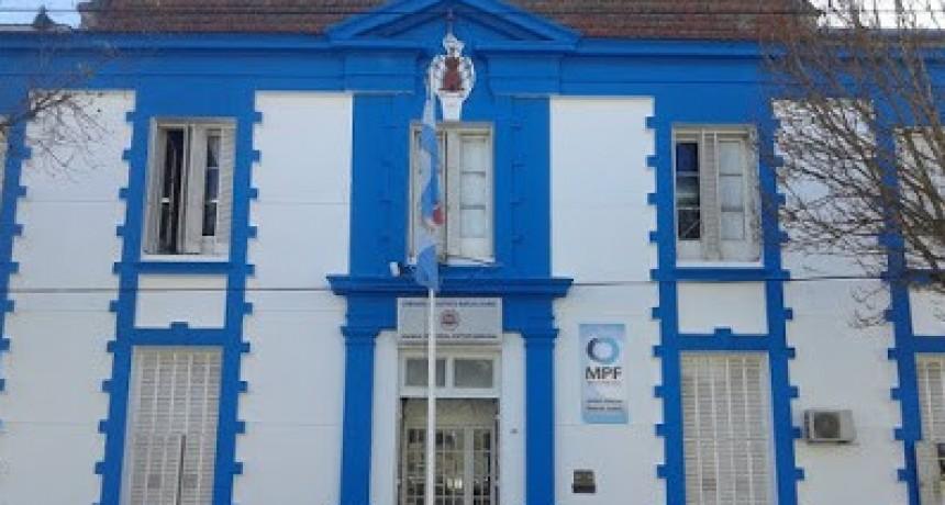 MARCOS JUÁREZ: Robo a Iglesia evangélica de calle Jerónimo Luis de Cabrera
