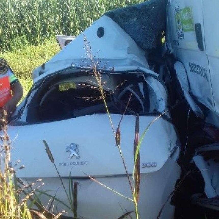 Accidente Fatal: Falleció un joven de Monte Maíz