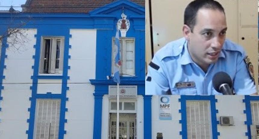 POLICIALES DE ÚLTIMA HORA EN LA DEPARTAMENTAL MARCOS JUÁREZ