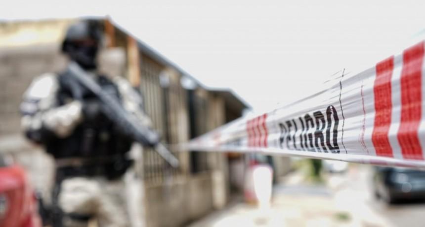 FPA aprehendió a sujeto que registraba orden de detención por drogas en San Francisco