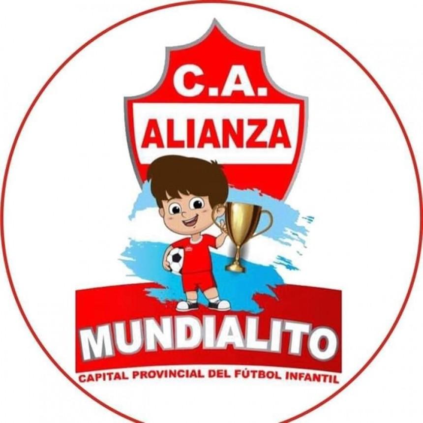 Fútbol: Mundialito de Arteaga Argentino Sub Sede.