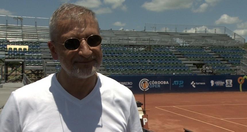 Gran expectativa por el inicio del Córdoba Open