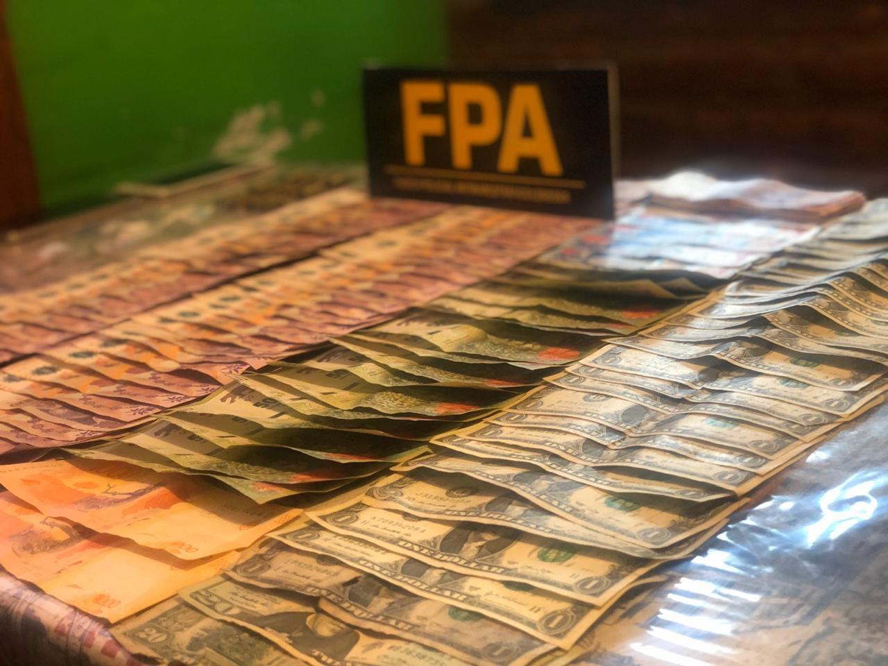 B° Cooperativa El Progreso: FPA cerró un quiosco de drogas en el que hasta hacían cola para comprar cocaína.