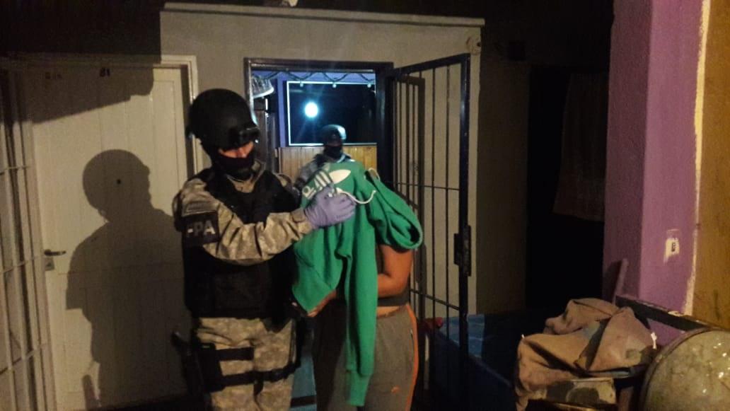 FPA - Dos detenidos en procedimientos por drogas en Río Cuarto