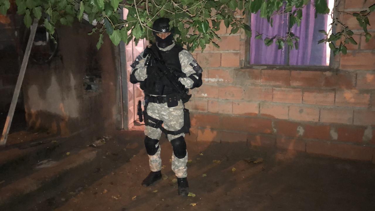 FPA - Detienen a pareja que vendía cocaína en Villa Dolores