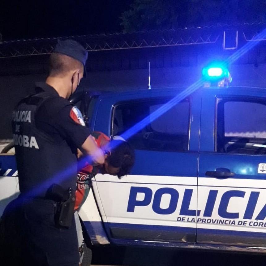NOVEDADES POLICIALES DEL FIN DE SEMANA EN LA DEPARTAMENTAL MARCOS JUAREZ