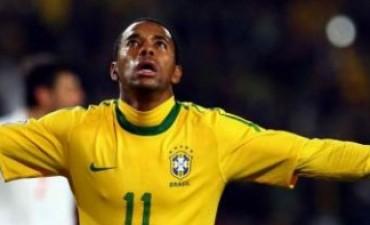 Robinho vuelve a la selección de Brasil tras no estar en el Mundial