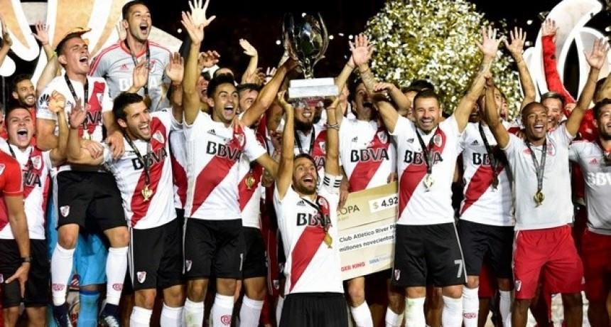 River venció a Boca y se quedó con la Supercopa Argentina
