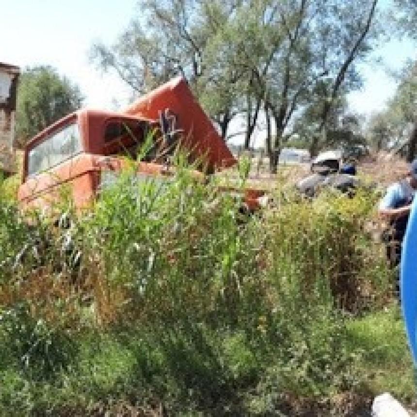 Choque fatal en Villa Nueva: murió un motociclista