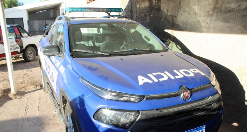 Monte Maiz llegaron dos móviles nuevos para la policía