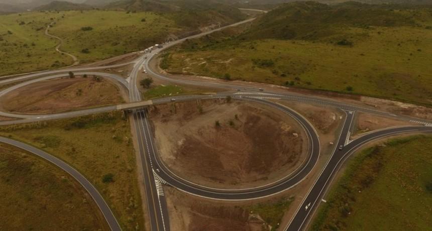 Habilitaron la nueva ruta entre San Antonio y las Altas Cumbres, en Punilla