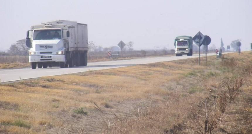 Atención camioneros: en cuarentena, habilitan zonas de servicios en rutas