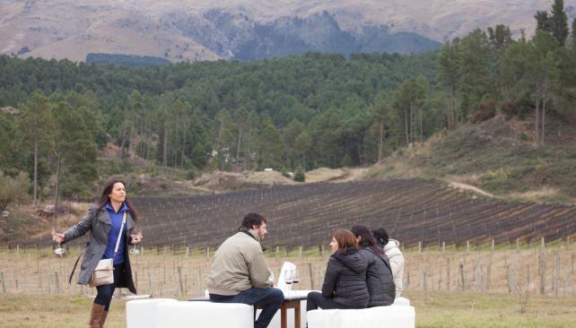 Calamuchita tuvo su Fiesta del Vino y la Vid