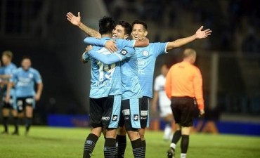Belgrano goleó a Gimnasia de La Plata y se recuperó tras tres derrotas consecutivas