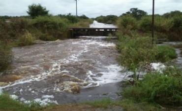 El agua genera complicaciones en las rutas 3, 11, 12 y 19