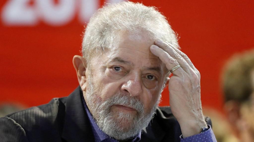 Ordenan captura de Lula: tiene hasta las 17 para entregarse