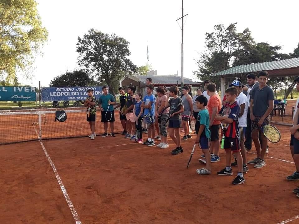 Tenis en Isla Verde