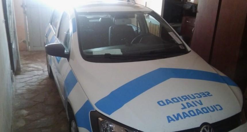 Entrega de vehículo Cero KM para Seguridad Ciudadana