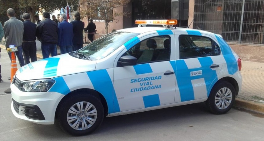 Nuevo móvil para seguridad ciudadana