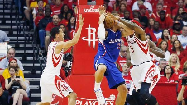 NBA - Los Clippers comenzaron arriba ante Houston
