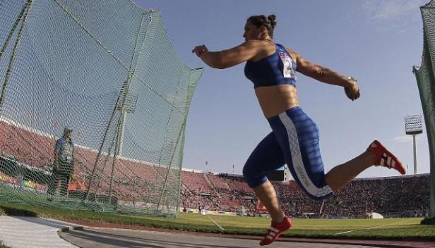 Rocío Comba, con boleto asegurado a Río 2016