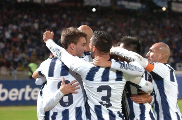 Talleres ganó en el Kempes y acaricia la Primera División