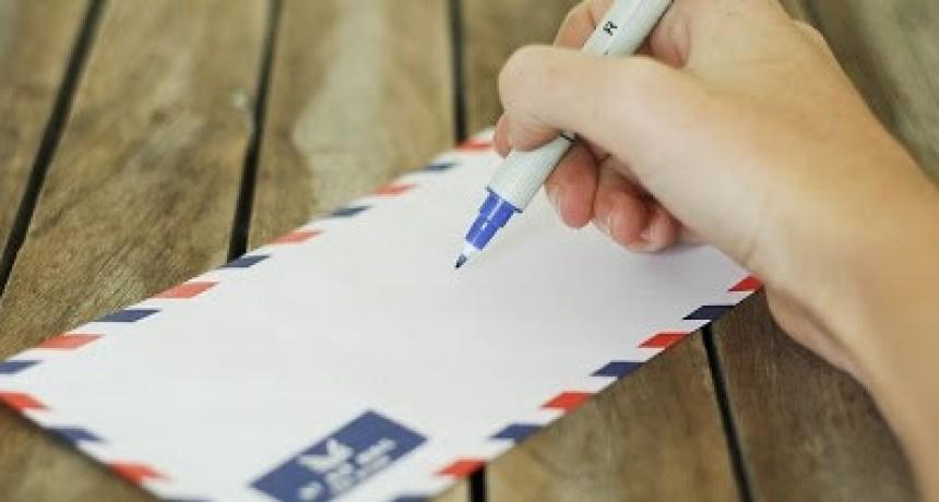 ¿Intento de estafa? Vecinos de Justiniano Posse reciben extrañas cartas