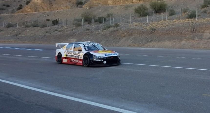 TOP RACE - Franco Girolami dominó el entrenamiento