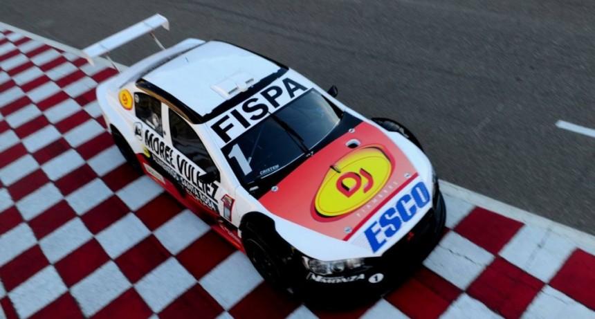 Top Race - Franco Girolami voló en El Zonda y se llevó la victoria
