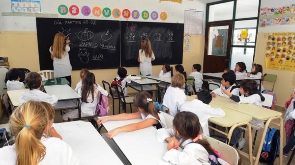 Cómo serán los pases de grado y de año en las escuelas