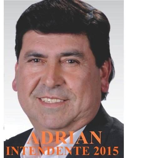 ADRIAN GUZMAN REELECTO