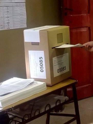 Cerraron las elecciones en 26 localidades cordobesas