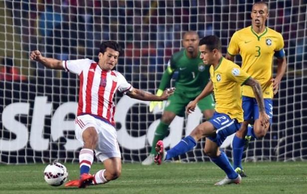 Paraguay eliminó a Brasil y se enfrentará con Argentina
