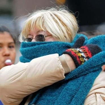 El día más frío del año en Córdoba y gran parte del país