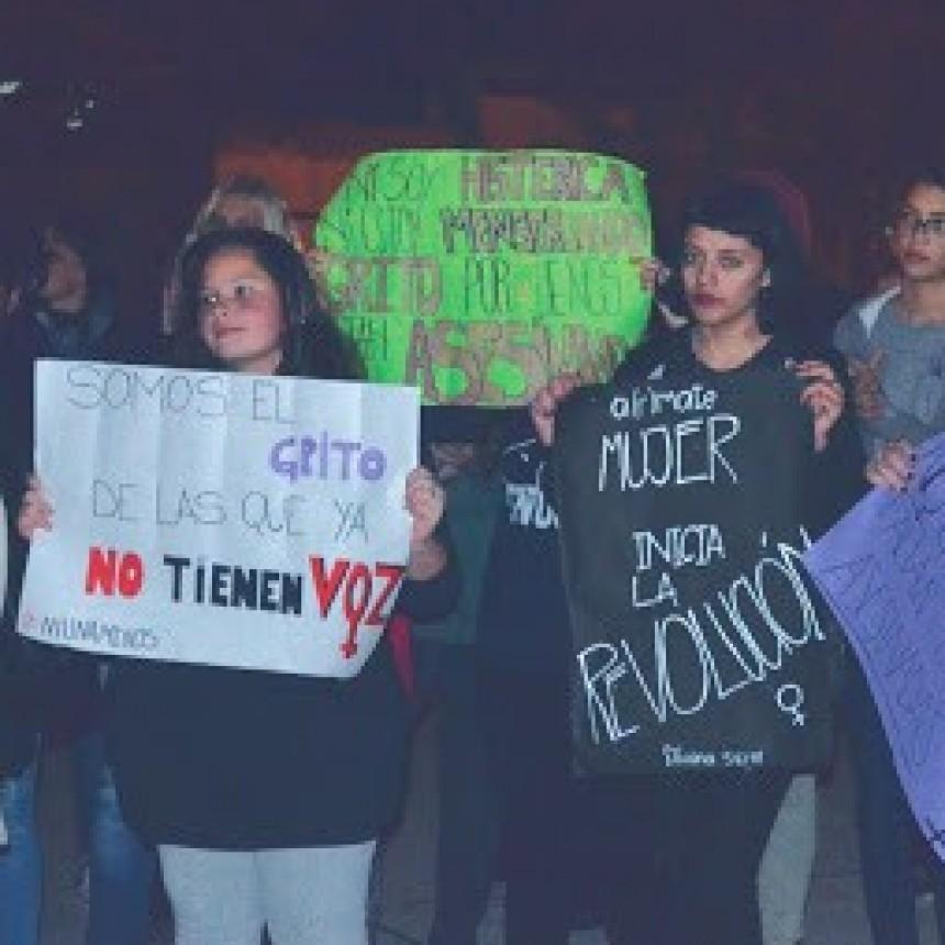 MARCOS JUÁREZ: Ni una Menos marchó por Silvana