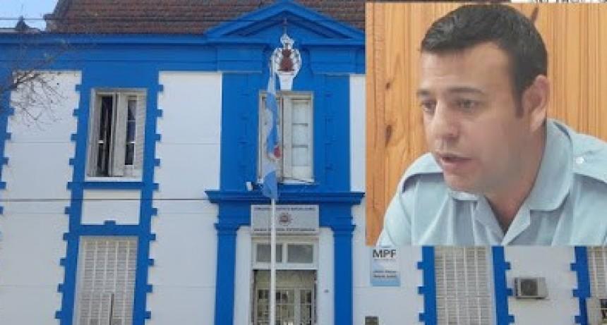 INFORME POLICIAL DEL FIN DE SEMANA EN LA DEPARTAMENTAL
