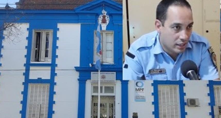 POLICIALES DE ÚLTIMA HORA EN LA DEPARTAMENTAL