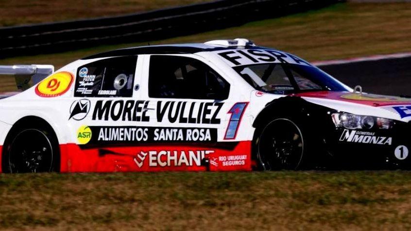 Franco Girolami ganó la final especial del Top Race en Termas de Río Hondo