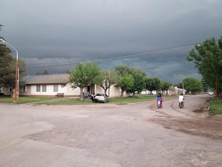 Lanzan alerta meteorológica por lluvias y tormentas para el sudeste de Córdoba