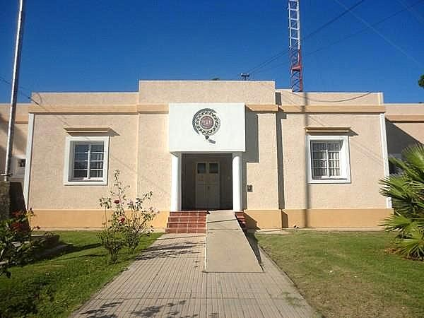 Dos montemaicinos fueron detenidos en Laborde con estupefacientes