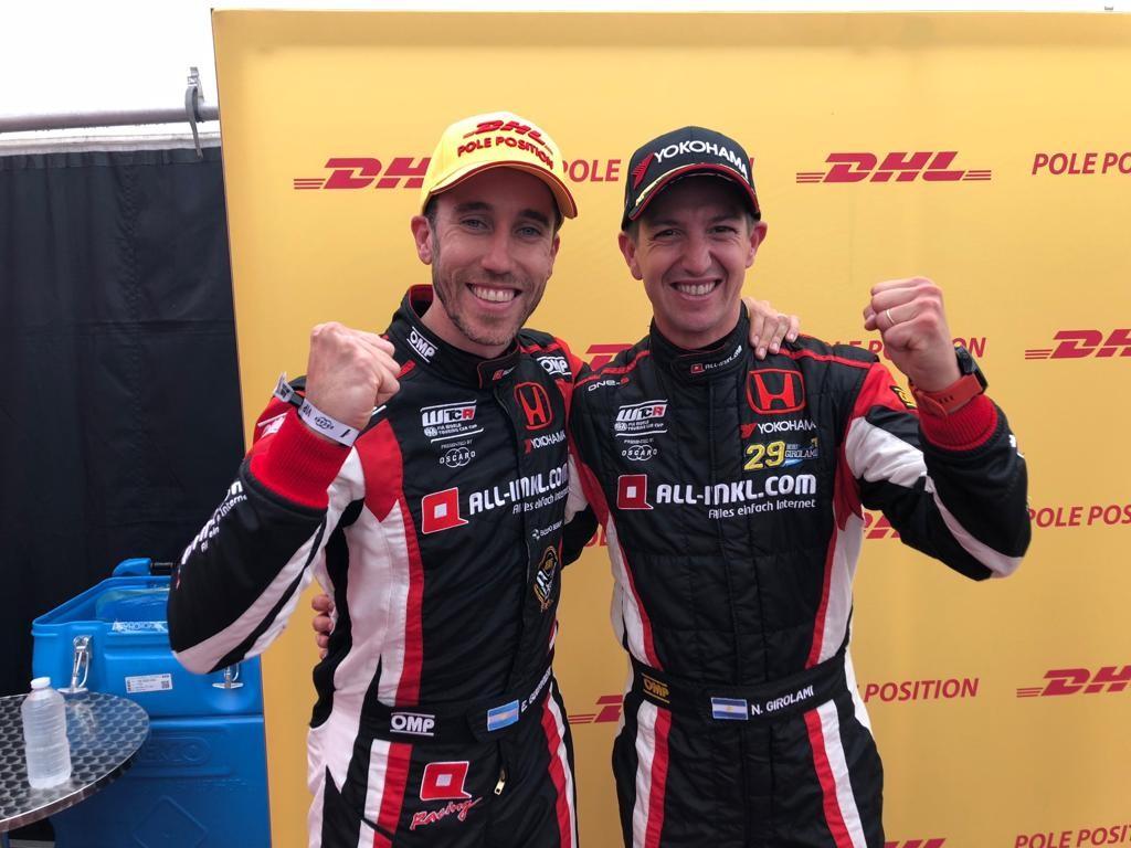 WTCR - Guerrieri consigue la pole en el Nurburgring