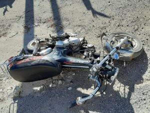 Leones: Accidente de tránsito por alcance con lesiones graves