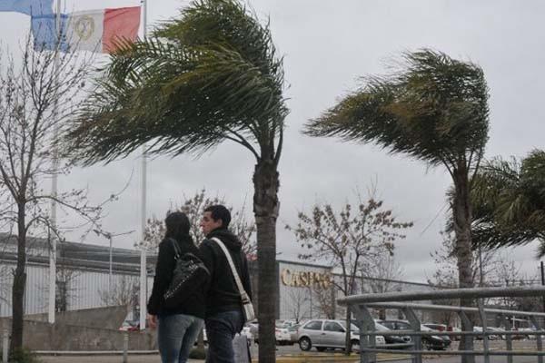 Alertan por vientos intensos con ráfagas para la provincia de Córdoba