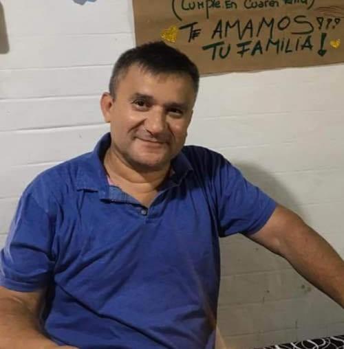 NOTA TELEFÓNICA CON GUILLERMO MIRANDA, COLEGA DE FM DE LA MEDIALUNA DE J. POSSE